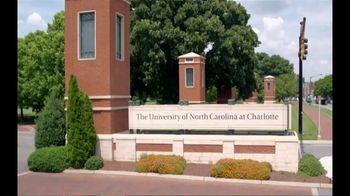 University of North Carolina at Charlotte TV Spot, 'We Are All Niners' - Thumbnail 1
