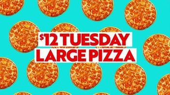 Papa Murphy's Pizza $12 Tuesday TV Spot, 'Favorite Day of the Week' - Thumbnail 6
