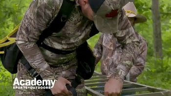 Academy Sports + Outdoors TV Spot, 'Prepping the Lease: Game Winner Stands, Feeders and More' Featuring Mike Stroff