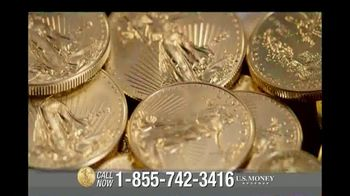 U.S. Money Reserve TV Spot, 'Quadrupled Their Money'
