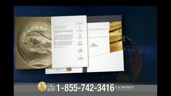 U.S. Money Reserve TV Spot, 'Quadrupled Their Money' - Thumbnail 6