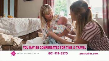 PRA Health Sciences TV Spot, 'Teenage Moms: Postpartum Depression' - Thumbnail 4
