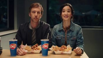 Dairy Queen Chicken & Waffles Basket TV Spot, 'Daughter' - 7524 commercial airings