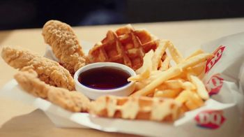 Dairy Queen Chicken & Waffles Basket TV Spot, 'Daughter' - Thumbnail 2