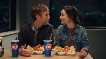 Dairy Queen Chicken & Waffles Basket TV Spot, 'Daughter' - Thumbnail 6