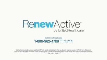 UnitedHealthcare Medicare Renew Active TV Spot, 'Gym' - Thumbnail 6