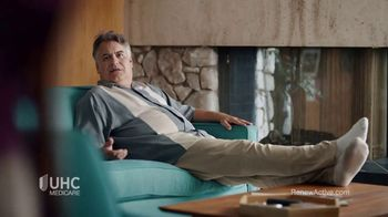 UnitedHealthcare Medicare Renew Active TV Spot, 'Gym' - Thumbnail 3