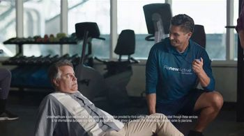 UnitedHealthcare Medicare Renew Active TV Spot, 'Gym' - Thumbnail 4