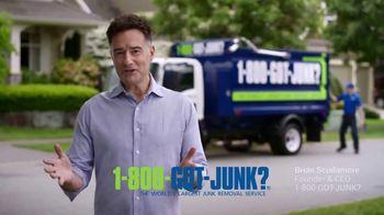1-800-GOT-JUNK TV Spot, 'Crowded Room' - Thumbnail 9