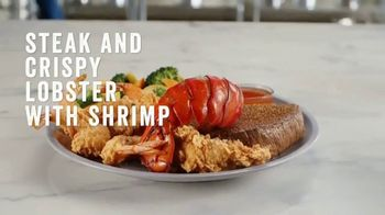 Outback Steakhouse Steak & Lobster TV Spot, 'It's Back: $15.99' - Thumbnail 5