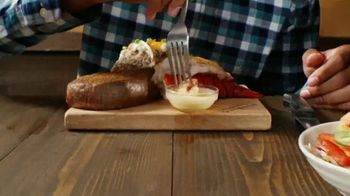 Outback Steakhouse Steak & Lobster TV Spot, 'It's Back: $15.99' - Thumbnail 7