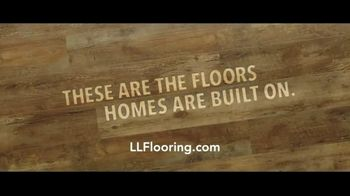 Lumber Liquidators TV Spot, 'Up to 24 Percent Off Waterproof Floors' - Thumbnail 9