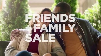 Kohl's Friends + Family Sale TV Spot, 'Denim, Shoes and Blankets'