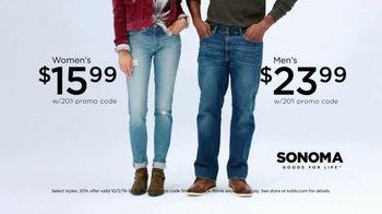 Kohl's Friends + Family Sale TV Spot, 'Denim, Shoes and Blankets' - Thumbnail 4