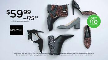 Kohl's Friends + Family Sale TV Spot, 'Denim, Shoes and Blankets' - Thumbnail 5