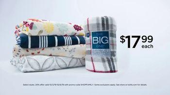 Kohl's Friends + Family Sale TV Spot, 'Denim, Shoes and Blankets' - Thumbnail 6