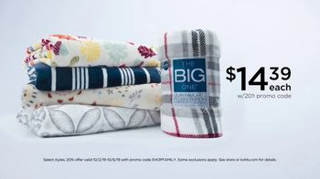 Kohl's Friends + Family Sale TV Spot, 'Denim, Shoes and Blankets' - Thumbnail 7