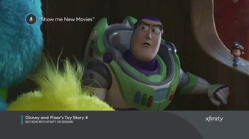 XFINITY On Demand TV Spot, 'Toy Story 4'