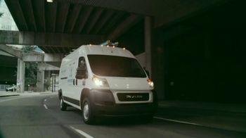 Ram Commercial Van Season TV Spot, 'Smarter, Faster, Better' [T2]