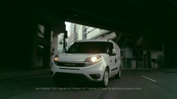 Ram Commercial Van Season TV Spot, 'Smarter, Faster, Better' [T2] - Thumbnail 7