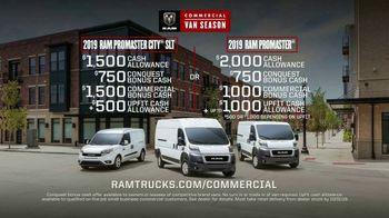 Ram Commercial Van Season TV Spot, 'Smarter, Faster, Better' [T2] - Thumbnail 9