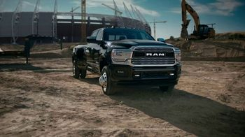 2019 Ram 3500 TV Spot, 'Torque' Song by Stone Temple Pilots [T2]