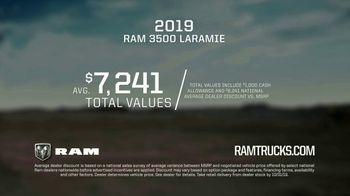 2019 Ram 3500 TV Spot, 'Torque' Song by Stone Temple Pilots [T2] - Thumbnail 8