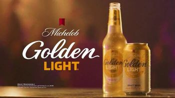 Michelob Golden Light TV Spot, 'Turn Up the Volume' Song by Yam Haus - Thumbnail 8