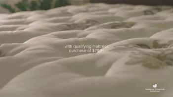 American Signature Furniture Dream Mattress Studio TV Spot, 'Free Delivery' - Thumbnail 4