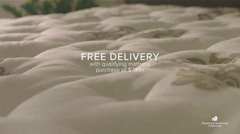 American Signature Furniture Dream Mattress Studio TV Spot, 'Free Delivery' - Thumbnail 5