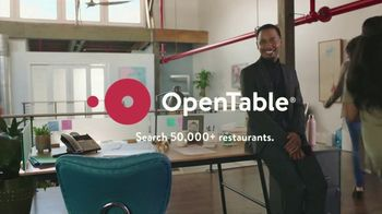 OpenTable TV Spot, 'End Din-Decision: Working Lunch' - Thumbnail 10