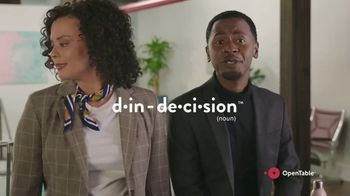 OpenTable TV Spot, 'End Din-Decision: Working Lunch' - Thumbnail 4