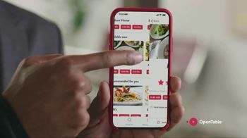 OpenTable TV Spot, 'End Din-Decision: Working Lunch' - Thumbnail 7