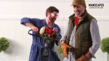 Manscaped The Lawn Mower 2.0 TV Spot, 'Jeff's Bush' - Thumbnail 2