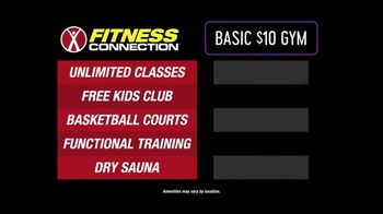 Fitness Connection TV Spot, 'Basic 10-Buck Gyms' - Thumbnail 7