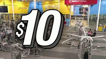 Fitness Connection TV Spot, 'Basic 10-Buck Gyms' - Thumbnail 8