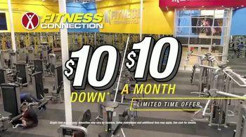 Fitness Connection TV Spot, 'Basic 10-Buck Gyms' - Thumbnail 9