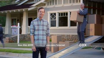 Cox Internet TV Spot, 'What About My...' - 1 commercial airings