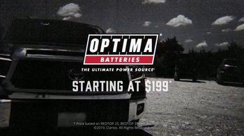 Optima Batteries REDTOP TV Spot, 'Bullet Test' - Thumbnail 9