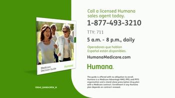 Humana Medicare Advantage Plan TV Spot, 'Important Choice' - Thumbnail 7
