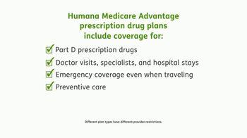 Humana Medicare Advantage Plan TV Spot, 'Important Choice' - Thumbnail 4