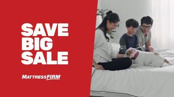 Mattress Firm Save Big Sale TV Spot, 'Save up to $400' - Thumbnail 2