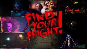 Six Flags Fright Fest TV Spot, 'Nowhere to Hide'