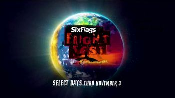 Six Flags Fright Fest TV Spot, 'Nowhere to Hide' - Thumbnail 8