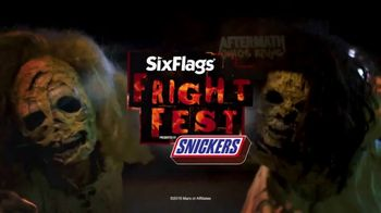 Six Flags Fright Fest TV Spot, 'Nowhere to Hide' - Thumbnail 3