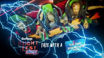 Six Flags Fright Fest TV Spot, 'Nowhere to Hide' - Thumbnail 5