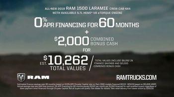 2019 Ram 1500 TV Spot, 'Hemi' Song by Stone Temple Pilots [T2] - Thumbnail 9