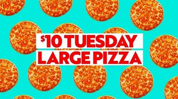 Papa Murphy's Pizza $10 Tuesday TV Spot, 'Your New Favorite Day of the Week'