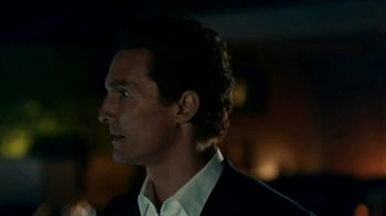 2019 Lincoln MKZ TV Spot, 'Midnight: Jump' Featuring Matthew McConaughey [T2] - 408 commercial airings