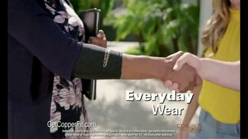 Copper Fit Freedom Compression Sleeves TV Spot, 'Feels Good' - Thumbnail 5